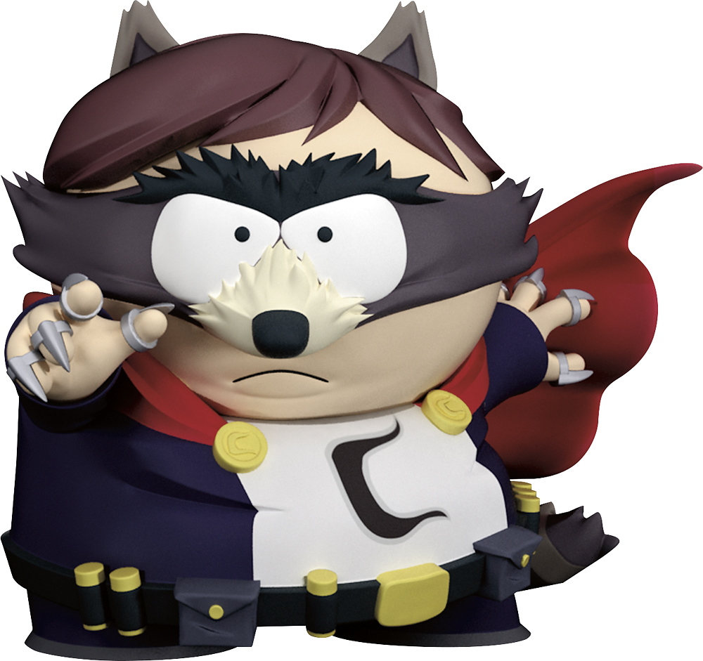 "Ubisoft South Park: The Fractured But Whole 3"" Figurines Pack."