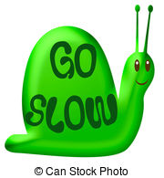 Slow going Clipart and Stock Illustrations. 269 Slow going vector.