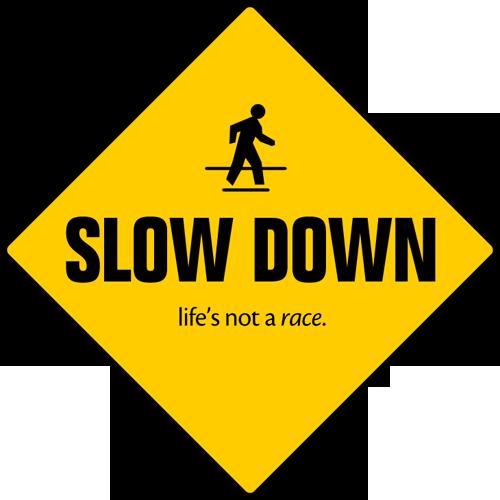 Slow Walk Clipart.