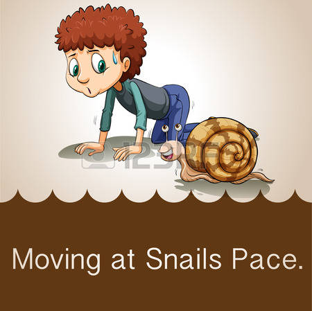 738 Moving Slow Stock Illustrations, Cliparts And Royalty Free.