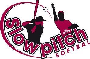 2622 Softball free clipart.