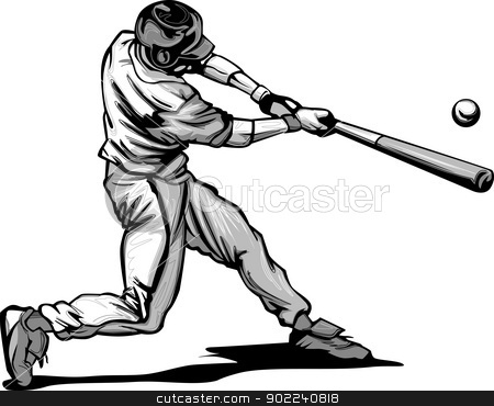 Collection of free Battered clipart slow pitch softball.