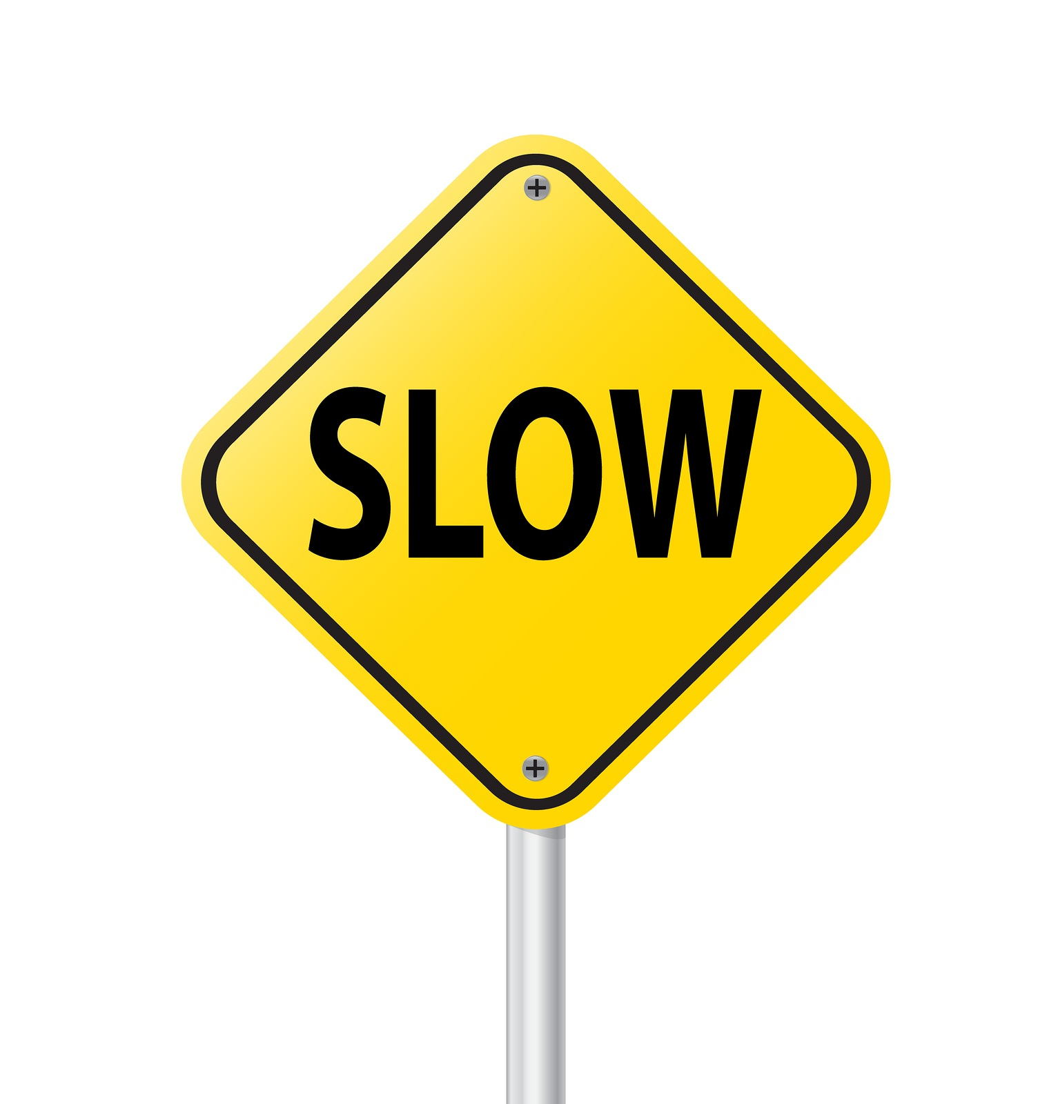 Free Slow Sign Cliparts, Download Free Clip Art, Free Clip.