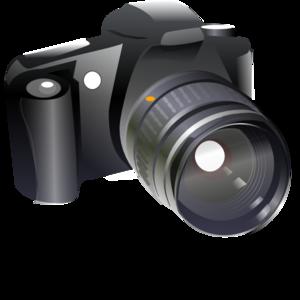 Slr camera clip art.