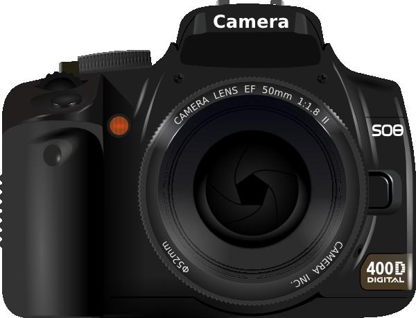 Canon Camera Clipart.