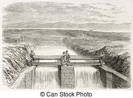 Sluice Stock Illustration Images. 34 Sluice illustrations.
