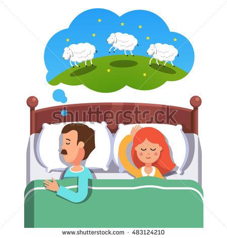 Peaceful Sleep Stock Vectors, Images & Vector Art.