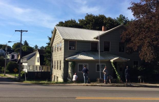 slumlord house clipart #16