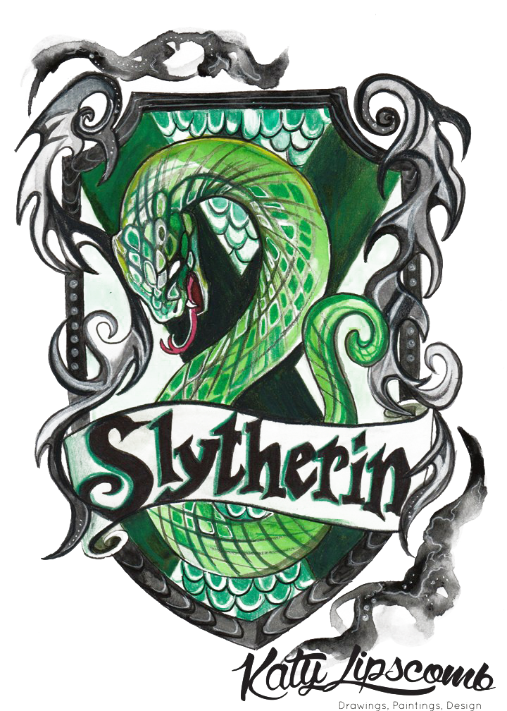 Slytherin Png Group (+), HD Png.