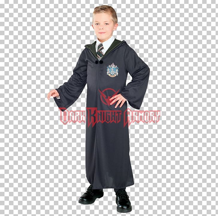 Robe Harry Potter Slytherin House Costume Clothing PNG.