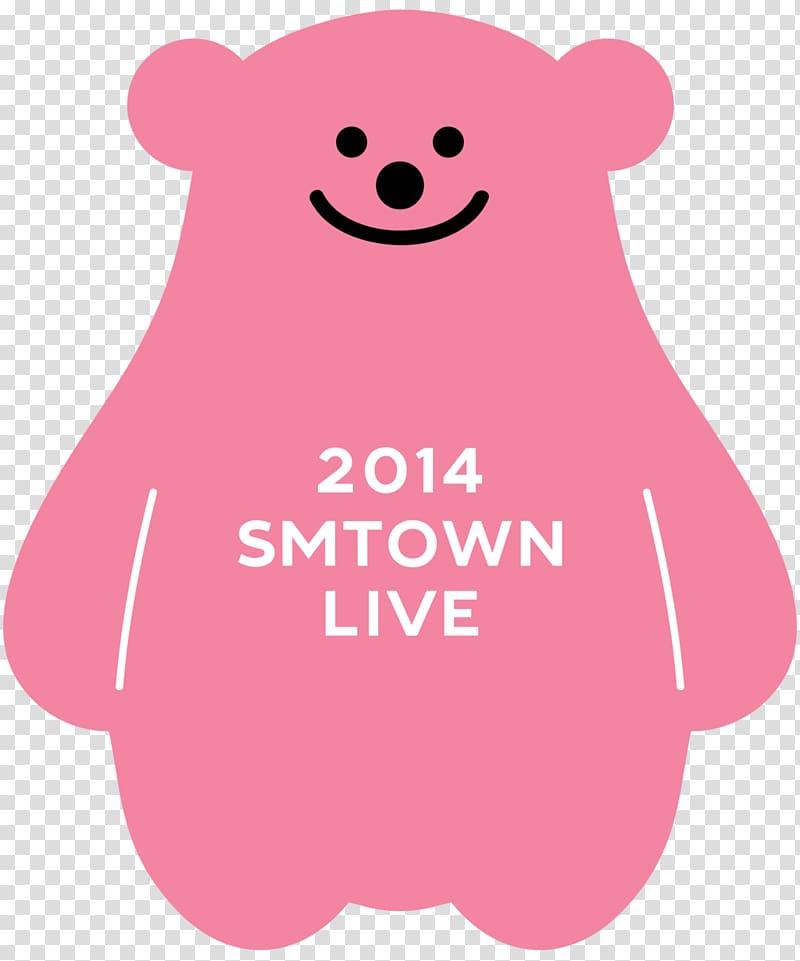 Gummy bear S.M. Entertainment Logo SM Town, bomb transparent.