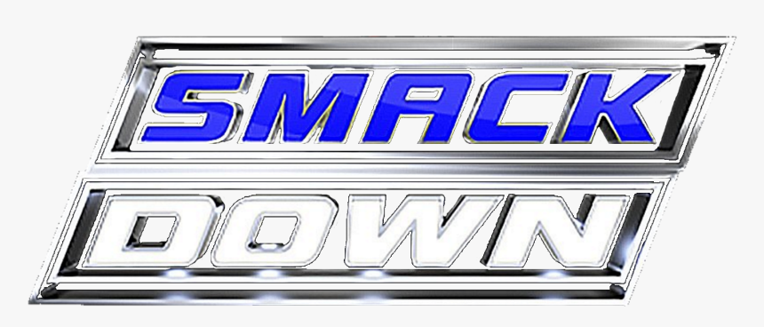 Wwe Smackdown Logo Png.