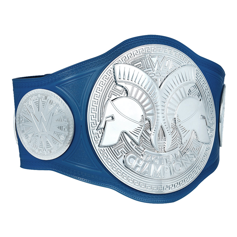WWE Smackdown Tag Team Championship Commemorative Title.