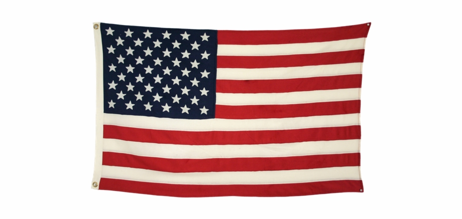 Beautiful American Flag Image Transparent & Png Clipart.