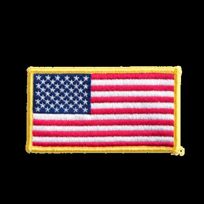 GASP Flag US, Small, Neutral.