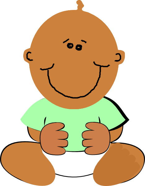 Small baby photos clipart free download.
