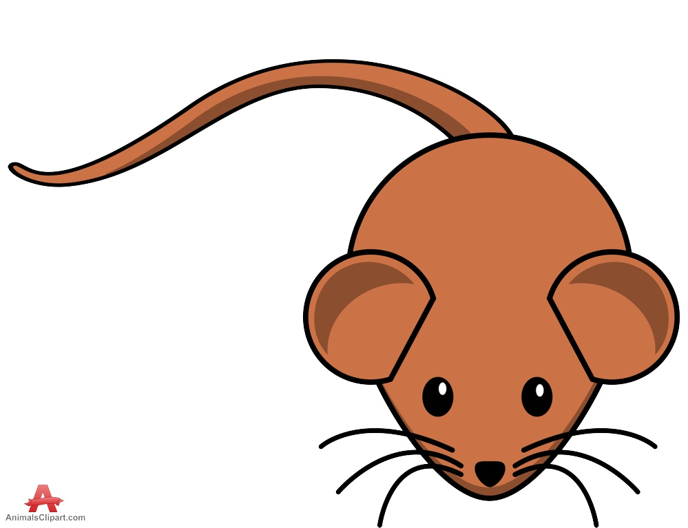Small Mouse Clipart.
