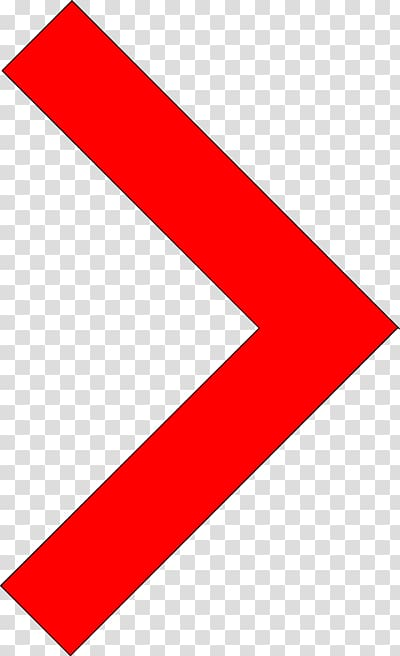 Area Angle Brand Pattern, Small Arrow transparent background.