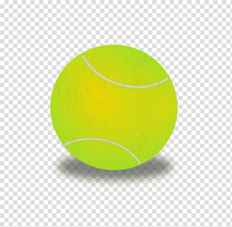 Tennis ball American football Green, Small Ball transparent.