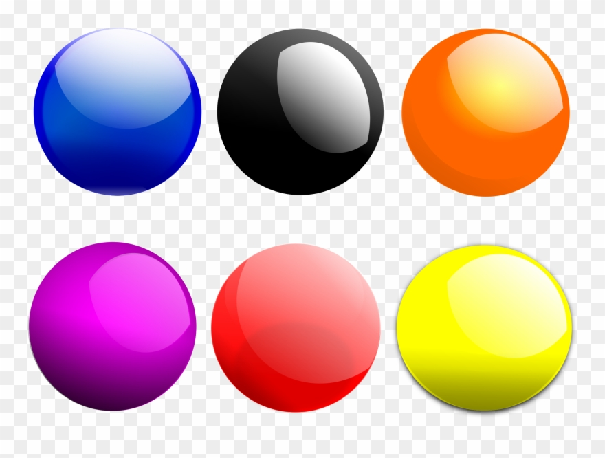 Small Ball Cliparts.