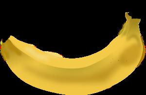 Banana Clip Art at Clker.com.
