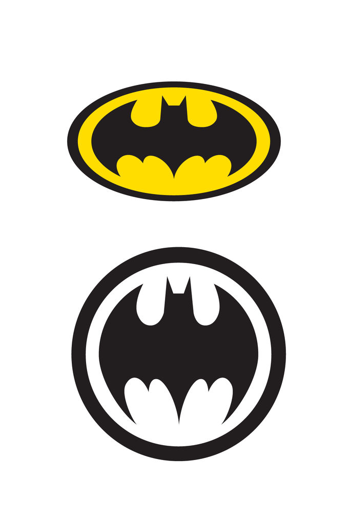 Small Batman Logos #752358.