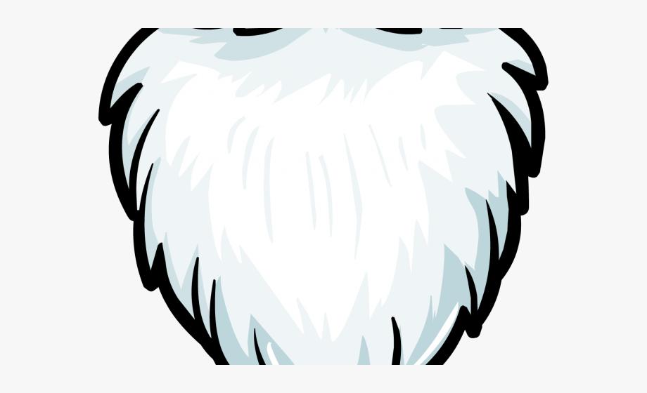Beard Clipart Small Beard.