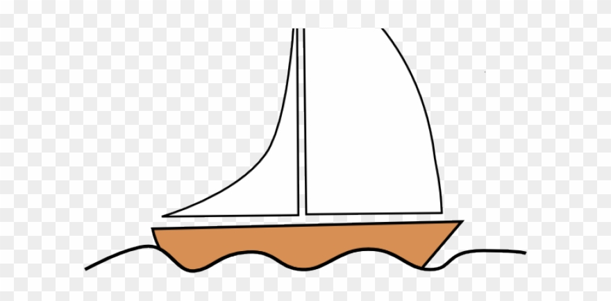 Yacht Clipart Small.
