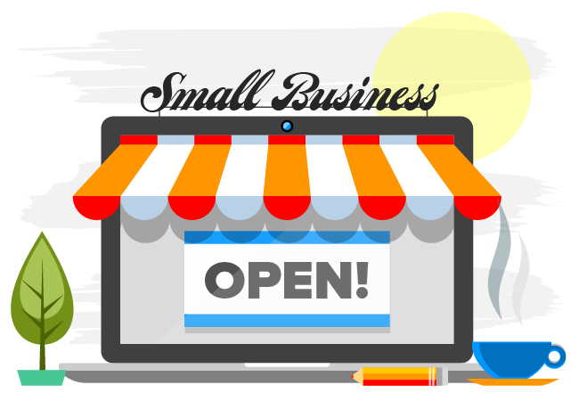 An intro to Small Business Resources.