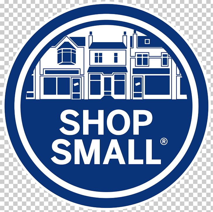 Small Business Saturday American Express Shopping PNG.