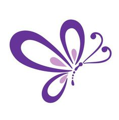 Small butterfly clipart.