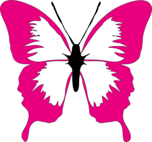 Butterfly Clip Art at Clker.com.
