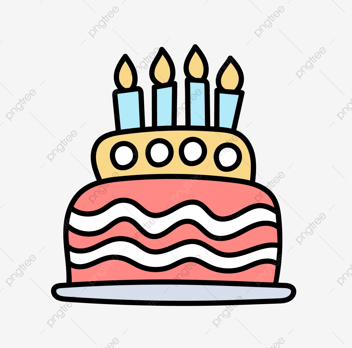 Creative Cakes, Cake, Small Cake PNG Transparent Clipart.