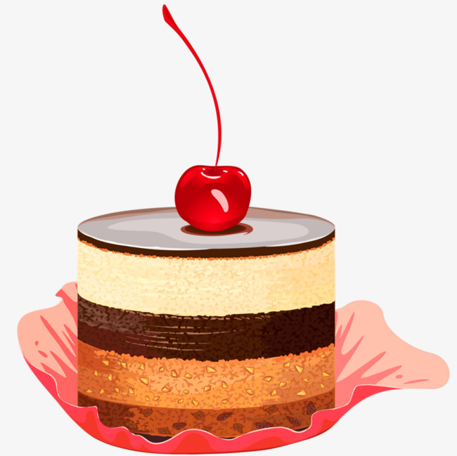 Small Cake Clipart.