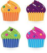 Cakes Clip Art.