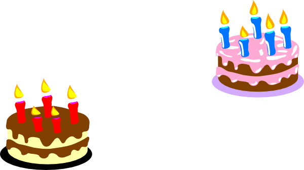 Small Cake Clipart : Small cakes clipart - Clipground
