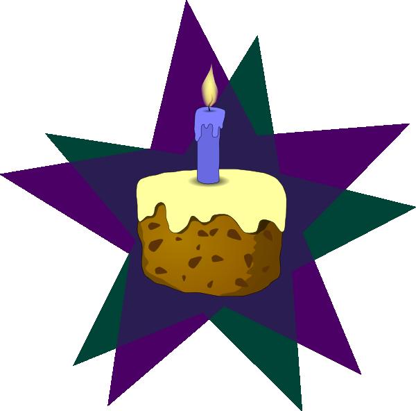 Free Small Birthday Cake Clip Art.