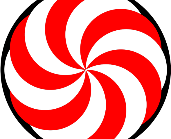 Candy Cane Clipart Small.