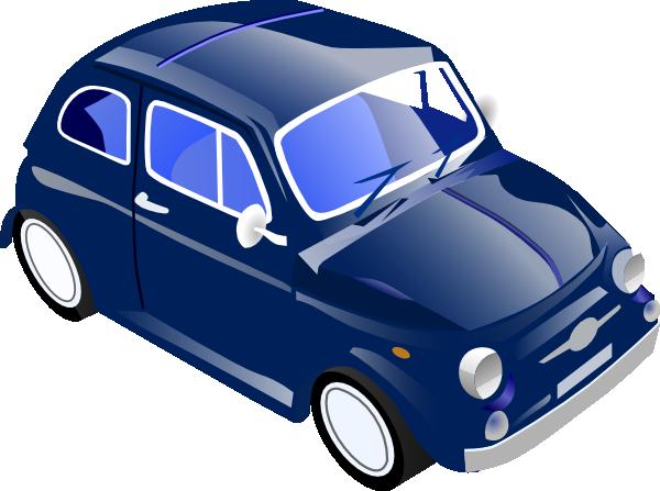 Small Car Clipart.