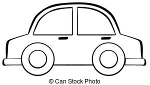 Car Clipart Black And White & Car Black And White Clip Art Images.