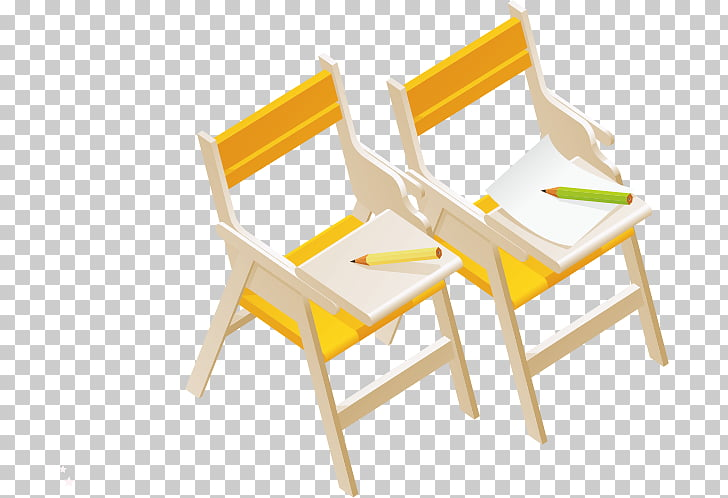 Table Chair, small chair PNG clipart.