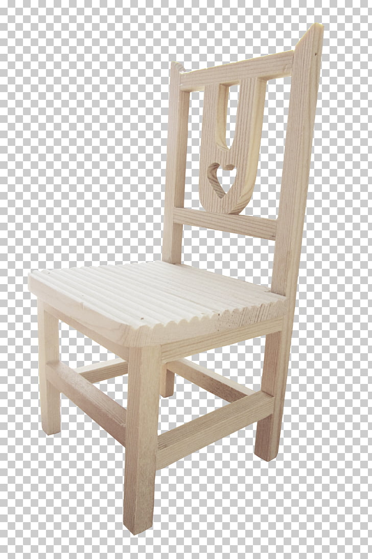 Chair Wood , Pretty small chair PNG clipart.