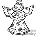 Angel Clip Art Image.