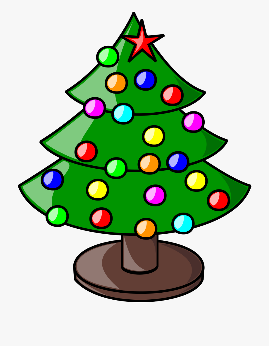 Collection Of Small Christmas Tree Clipart High Quality.