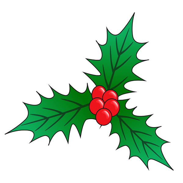 Free Cartoon Christmas Holly, Download Free Clip Art, Free.