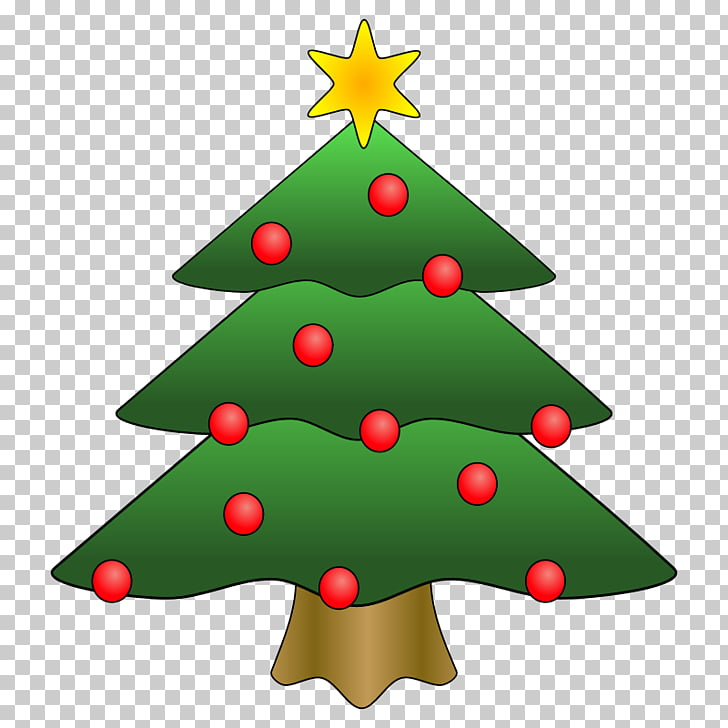 Christmas tree , Small Christmas s PNG clipart.