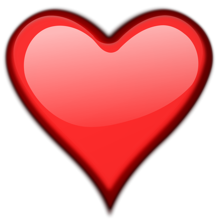 Heart Images Clip Art Free.