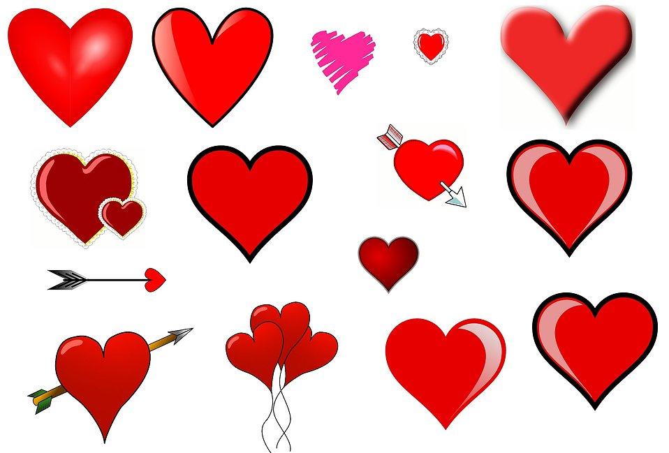 small clip art hearts free 20 free Cliparts   Download ...