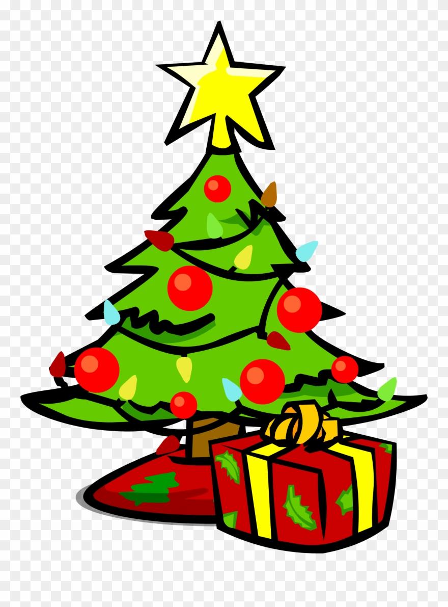 Small Christmas Tree Sprite 014.