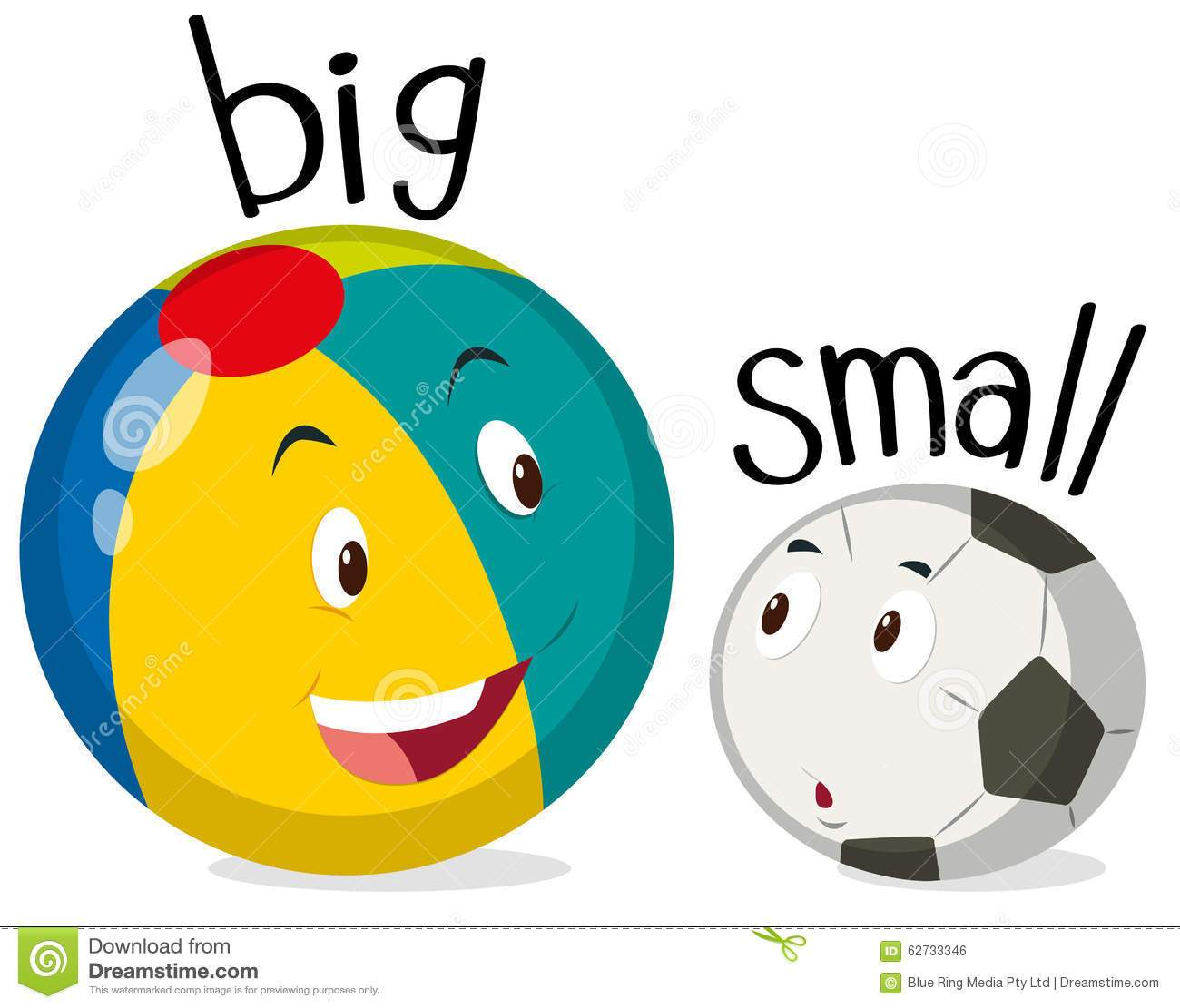 Big and small objects clipart black and white 5 » Clipart Portal.